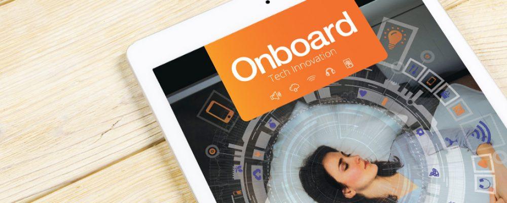 Onboard tech innovation